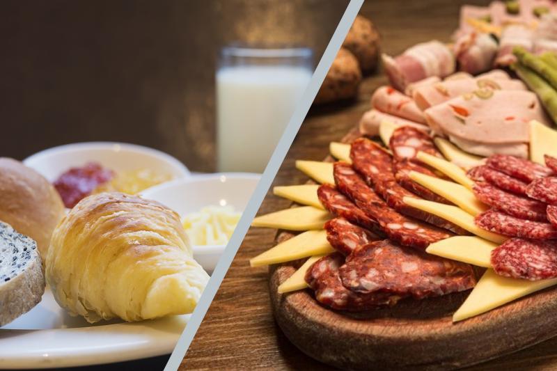 Desayunos - Picadas