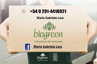 Biogreen Maria Gabriela Lara